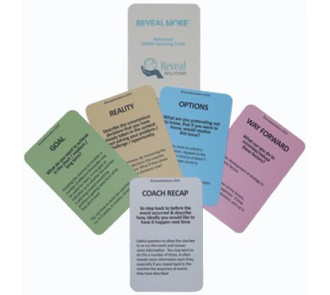 GROW Coaching Cards - Advanced