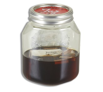 Smoker's Twenty-a-Day Tar Jar