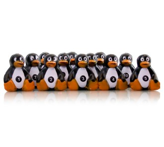Pick a Penguin Activity