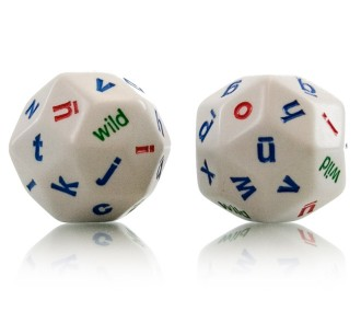 Alphabet Dice (Pack of 2)