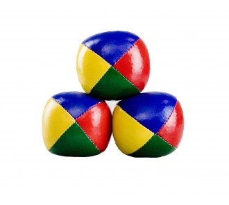 Professional Juggling Balls (set of 3)