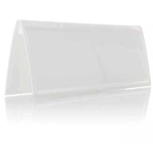 Dry Erase Table Tents Amp American Metalcraft Cmp425 3 3 4 X