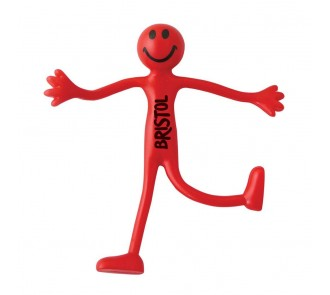 Printed Bendy Men - NEW