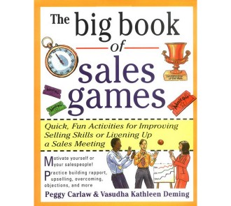 Big Book of Sales Games