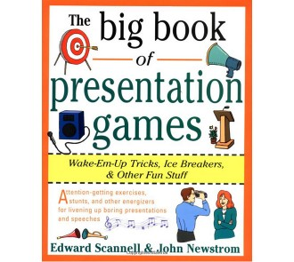 Big Book of Presentation Games