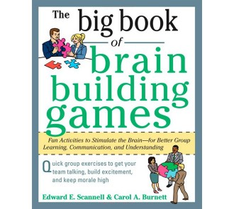 Big Book of Brain Building Games