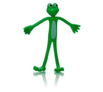 Bendy Frogs (Pack of 2)