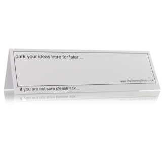 Name Tent Cards and Development Action Plan (Pack of 12)