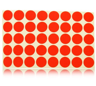 Sticker Dots (Pack of 5 sheets)
