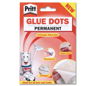 Glue Dots - Permanent