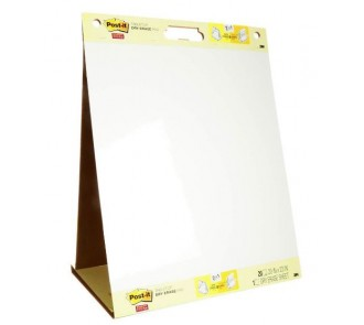 Portable 2-in-1 Flip Chart and Dry Erase White Board
