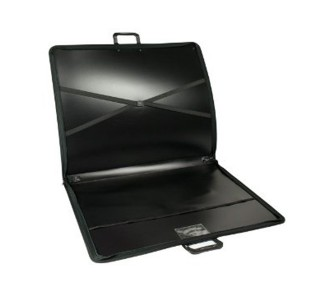 A2 Portfolio with Carry Handle and Shoulder Strap