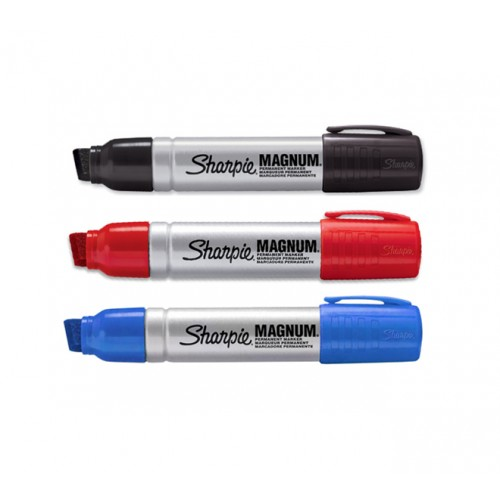 sharpie metal large permanent markers pack of 12
