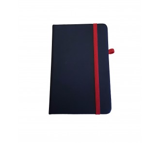 A6 Black Notebooks (Pack of 10)