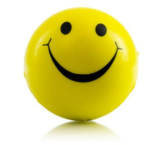 Smile Face Stress Ball