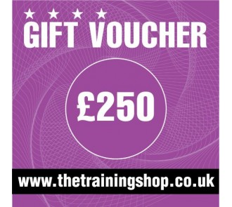 £250 Training Shop Voucher